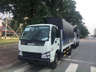 Xe tải Isuzu QKR55H 1.9T