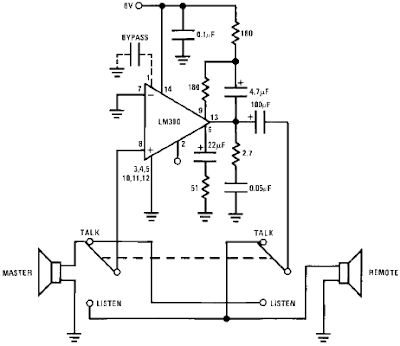 Wiring diagram for 3 way switch: LM 390 based on 2 Way