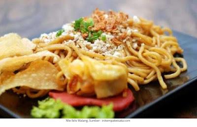 6 wiaata kuliner mie malang yang paling dicari, kuliner mie malang
