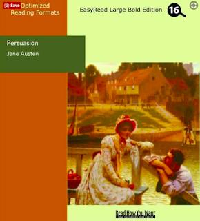 Persuasion - By Jane Austen