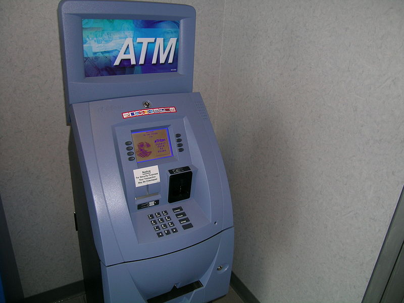 Merchant Account Stuff Atms And Credit Card Usage Will