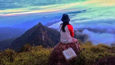 Gunung Halau-Halau 1901, Gunung Besar, Punack Halau-Halau