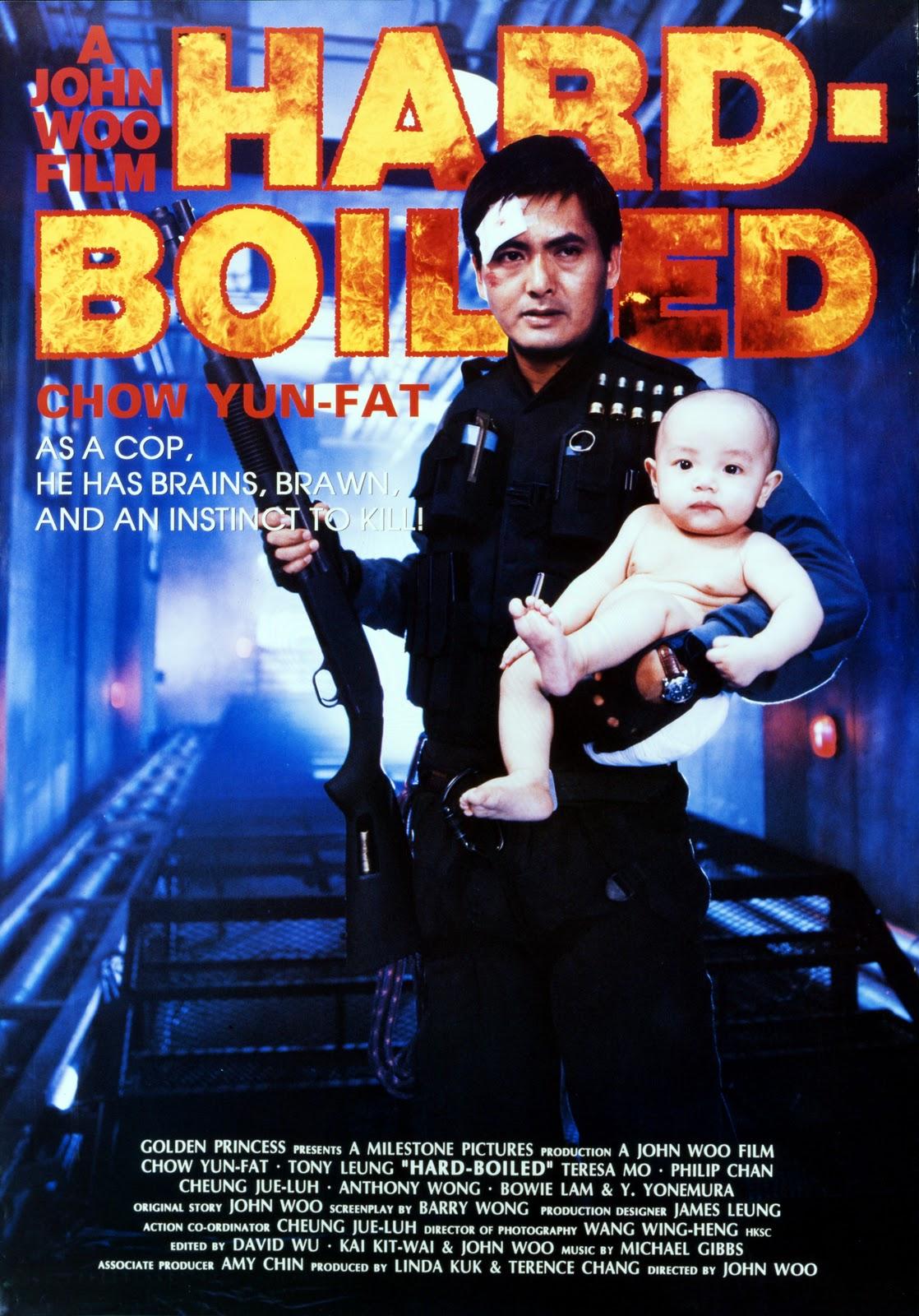 Hard Boiled ทะลักจุดแตก [HD][พากย์ไทย]