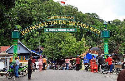 Makam Imogiri Yogyakarta