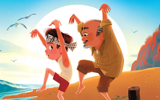 'The Karate Kid' Story Told in a New Illustrated Children's Book