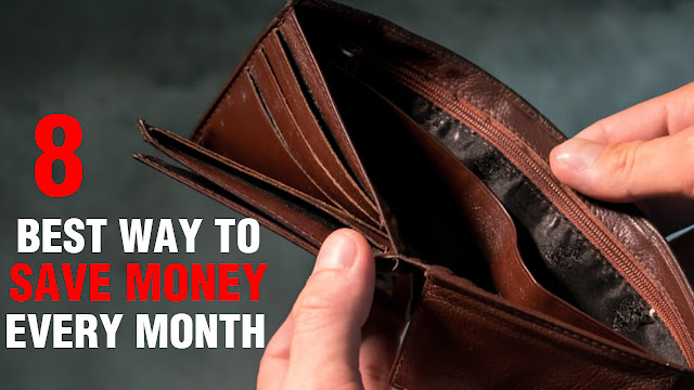 Save Money Every Month From Salary