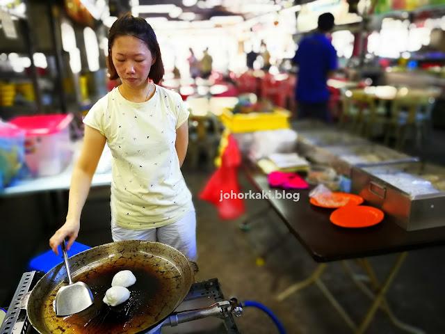 Teochew-Kuih-Sri-Tebrau-Hawker-Centre-潮州粿.大马小贩中心