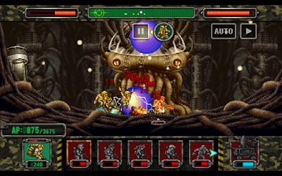 Metal Slug Attack MOD APK v2.2.0 Infinite AP