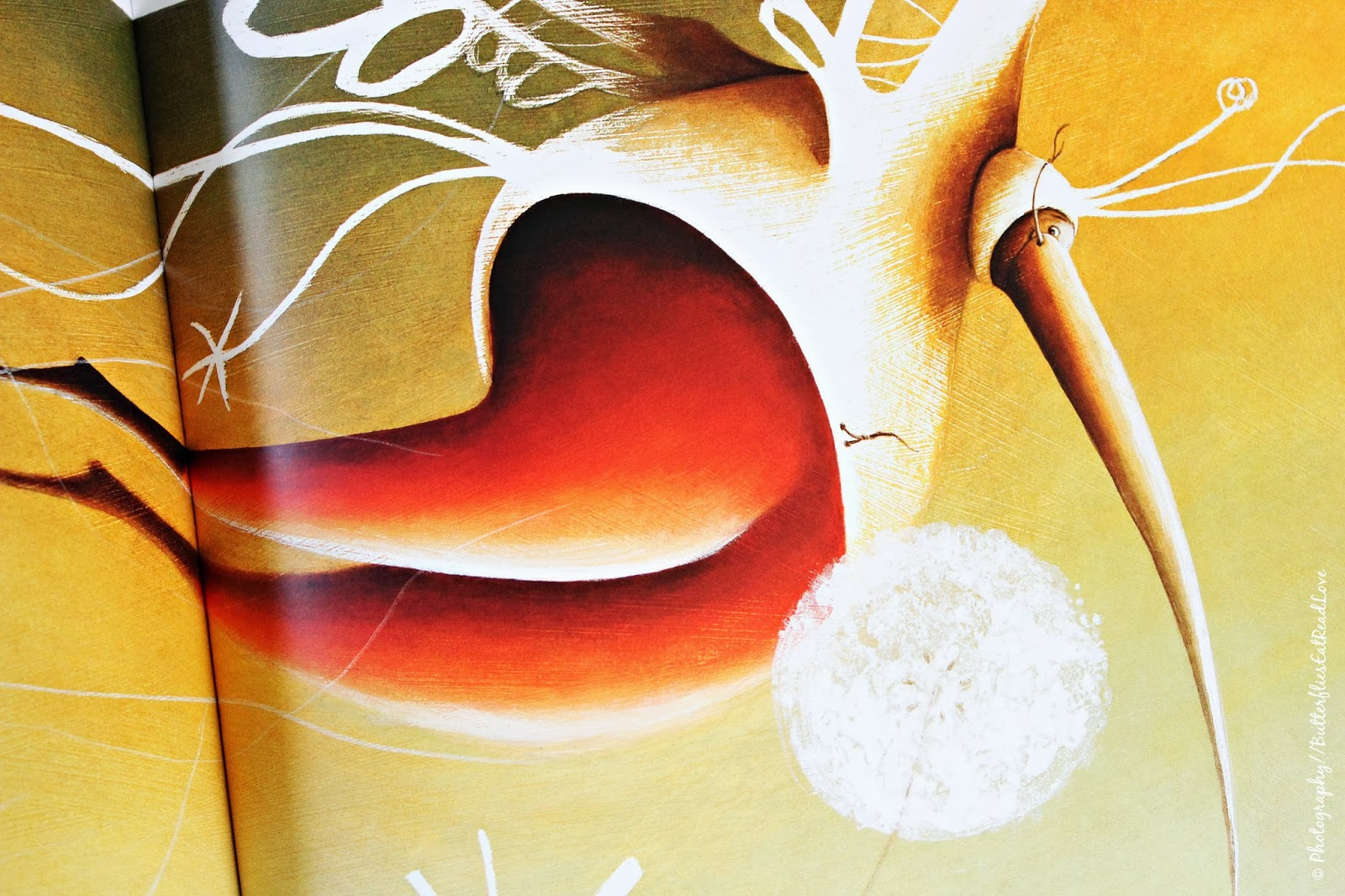 ButterfliesEatReadLove Review Im Garten Der Pusteblumen