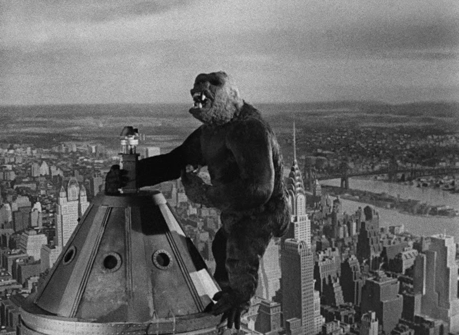 Movie Review: King Kong (1933) | The Ace Black Blog
