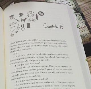 Capítulo livro Seis Coisas Impossíveis