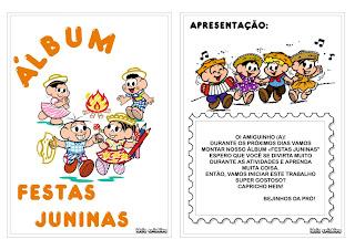 Atividades Festas Juninas para Educação Infantil