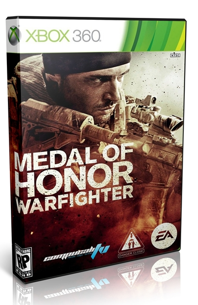 Medal of Honor Warfighter XBOX 360 Español Región Free 2012