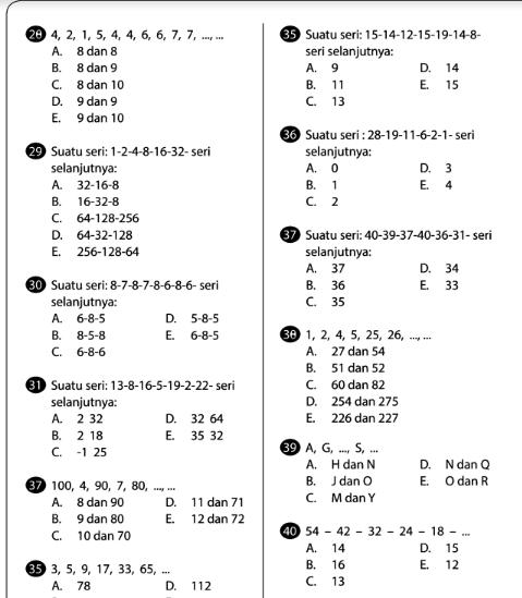 49++ Contoh soal cpns kemenkumham 2020 pdf formasi cpns
