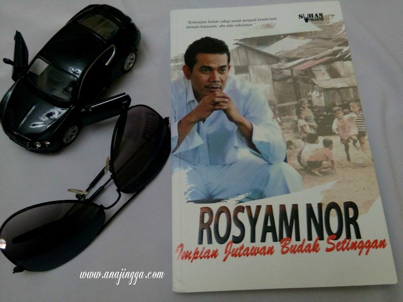 ROSYAM NOOR - Impian Jutawan Budak Setinggan