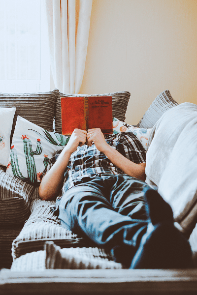 migliori posti dove leggere in casa
