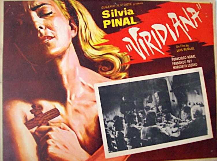 Carteles de películas conocidas - Página 2 Viridiana%2Bcartel