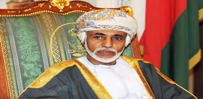 السلطان قابوس بن سعيد حاكم سلطنه عْمان