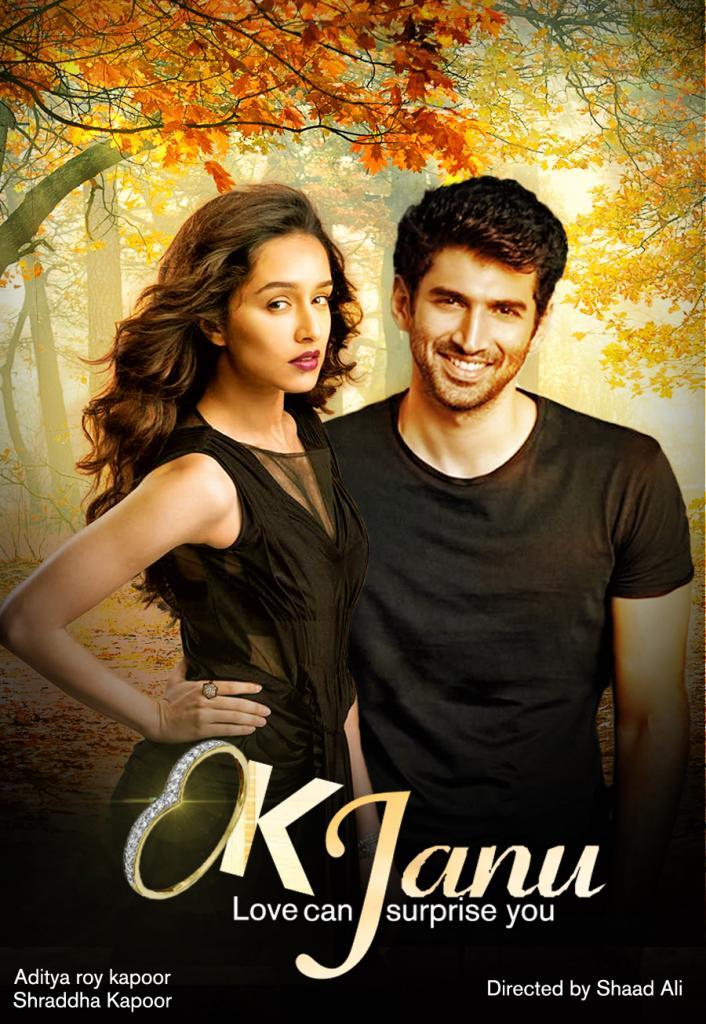 New Hindi Movei 2018 2019 Bolliwood: Ok Jaanu Movie (2017) Full Cast & Crew, Release Date