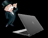 Castiga un MacBook Pro de ultima generatie