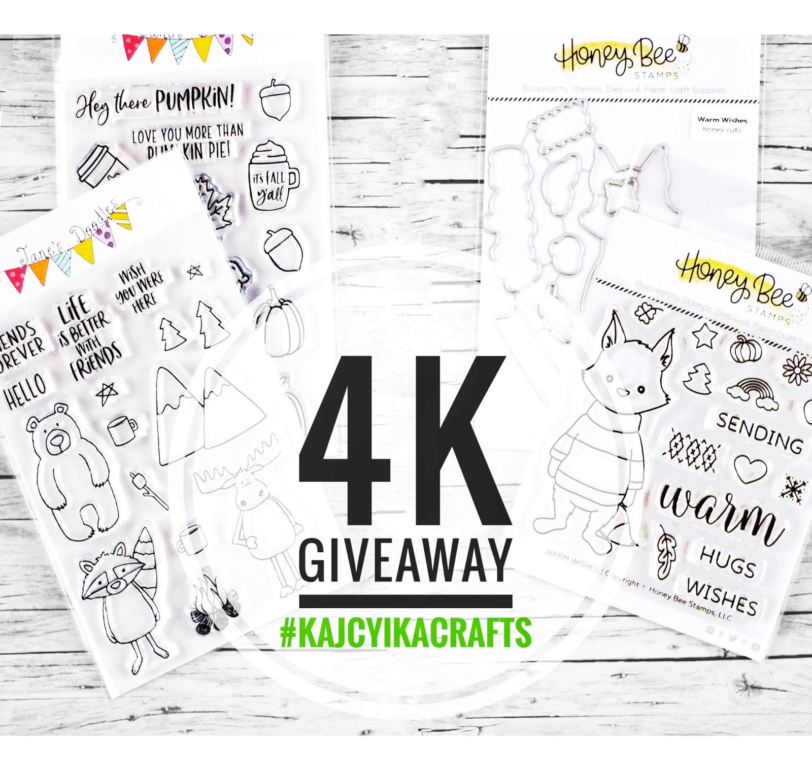 4K giveaway