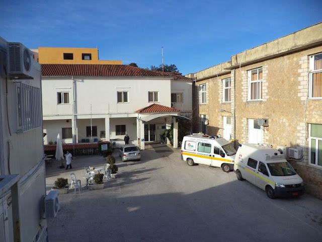 Θεσπρωτία: Εργαζόμενη στο νοσοκομείο Φιλιατών τραυματίστηκε από ηλεκτροπληξία