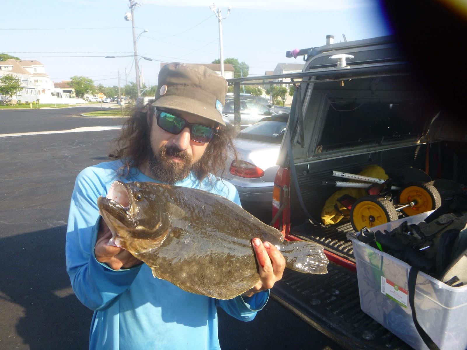 New jersey fishing report fishing new jersey nj fishing keeper fluke nvjuhfo Choice Image