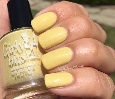 Girly BIts Cosmetics Sweet Nothings Collection, Spring 2016; Mon Petit Canard