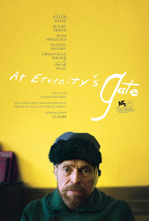 At Eternity's Gate - Poster & Trailer