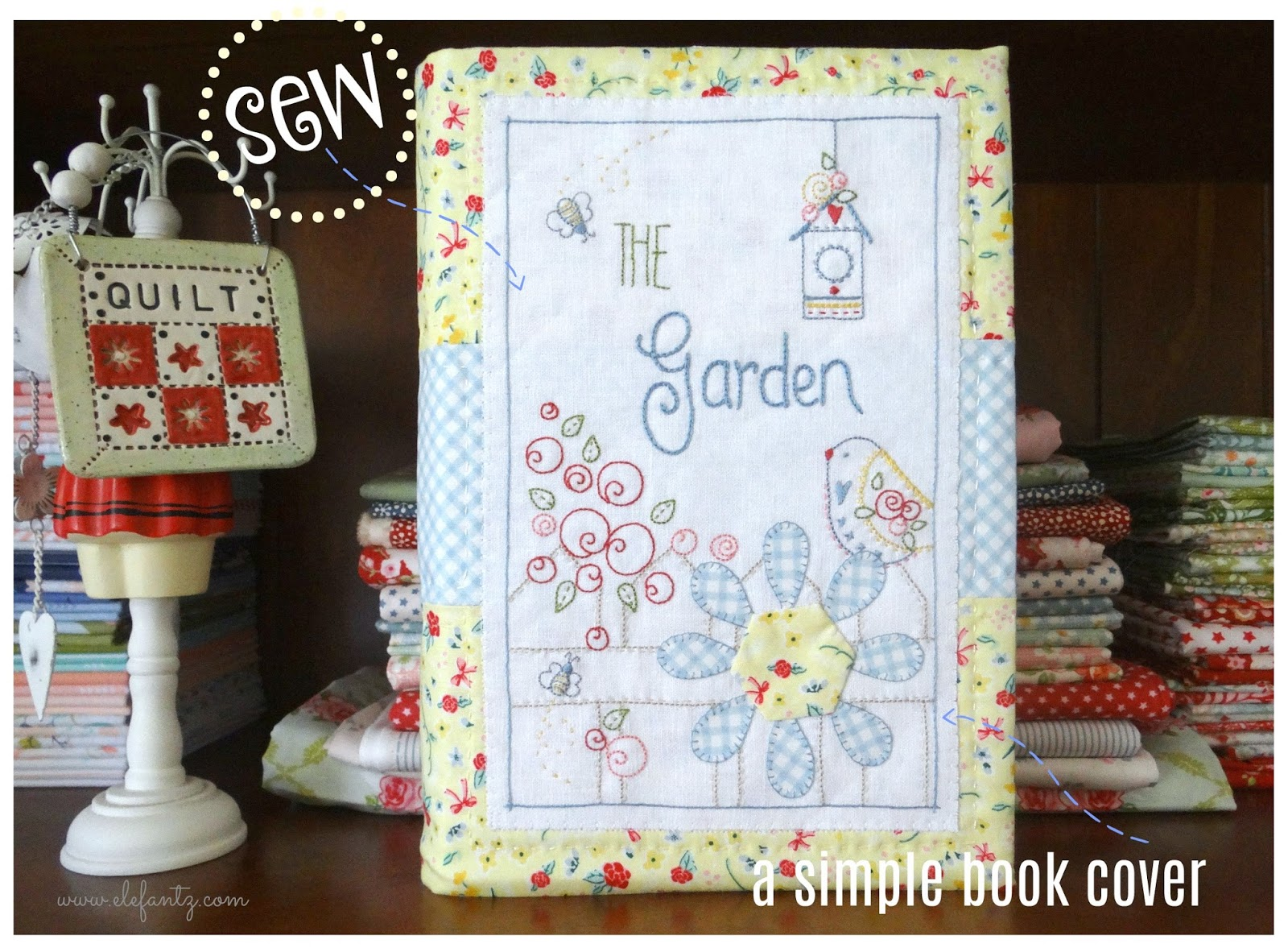 Book Cover Design Tutorial In Photo ~ Jenny of elefantz tutorial a simple book cover