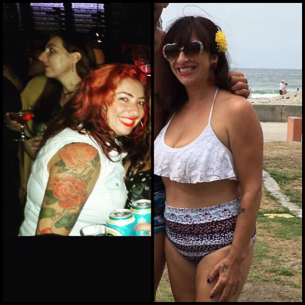 10+ Before-And-After Pics Show What Happens When You Stop Drinking - 13 Months Sober .. Not Only Did I Stop Alcohol And All Non Aa Substance I Also Stopped Drinking Soda