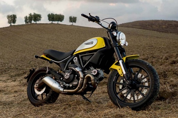 Ducati Scrambler For Sale California