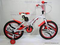 18 Inch Atlantis Sport BMX Kids Bike