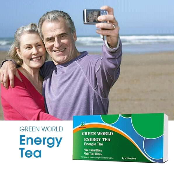 Green World Energy Tea (Green World Energy Tea)