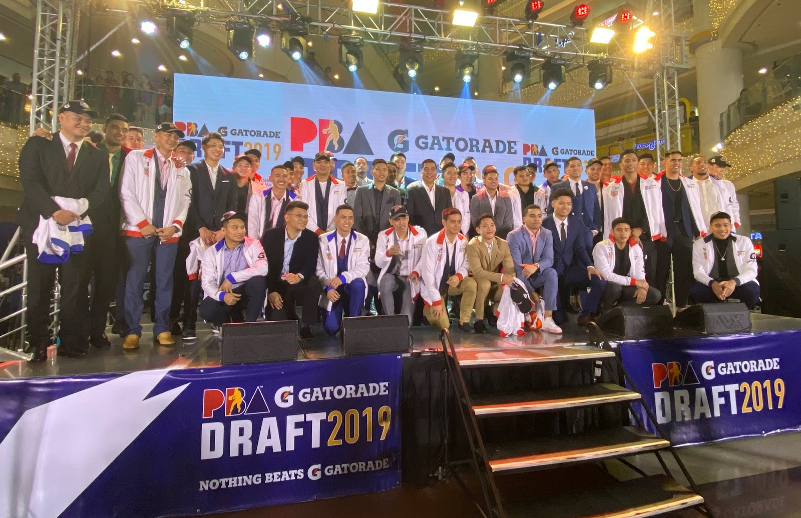 2019 PBA Rookie Draft Results
