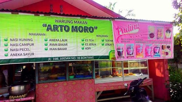 Warung Makan Arto Moro