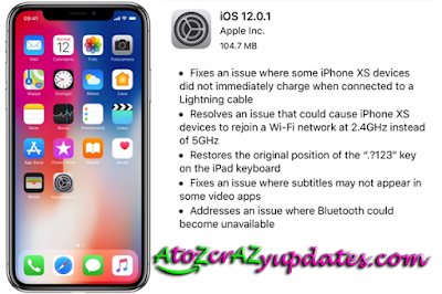 Apple-fix-bugs-in-ios-12