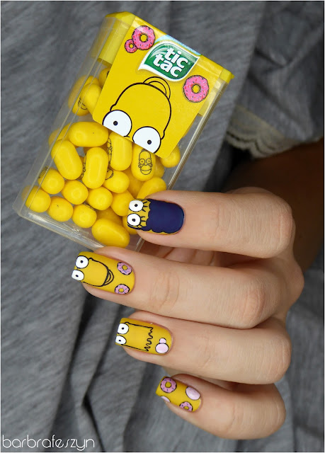 the simpsons tic tac