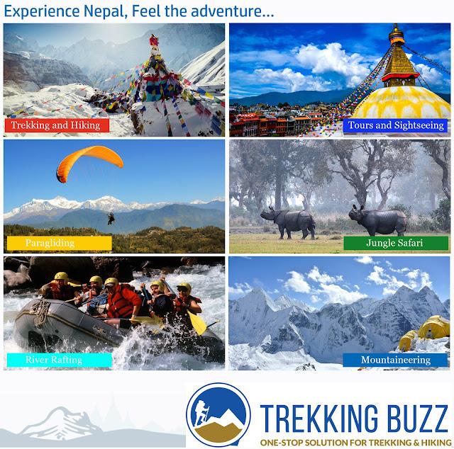 Nepal Tourism Services