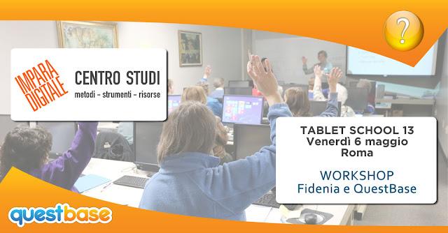 Tablet School 6 maggio