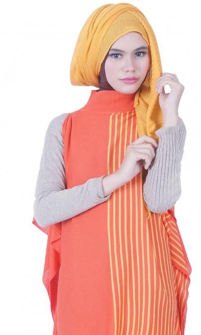 Gambar Baju Hamil Muslim Atasan