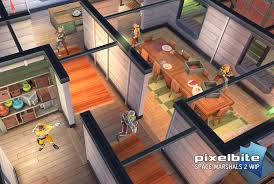 Download Game Space Marshals 2 Mod apk v1.2.7 Full Version Unlimited ammo