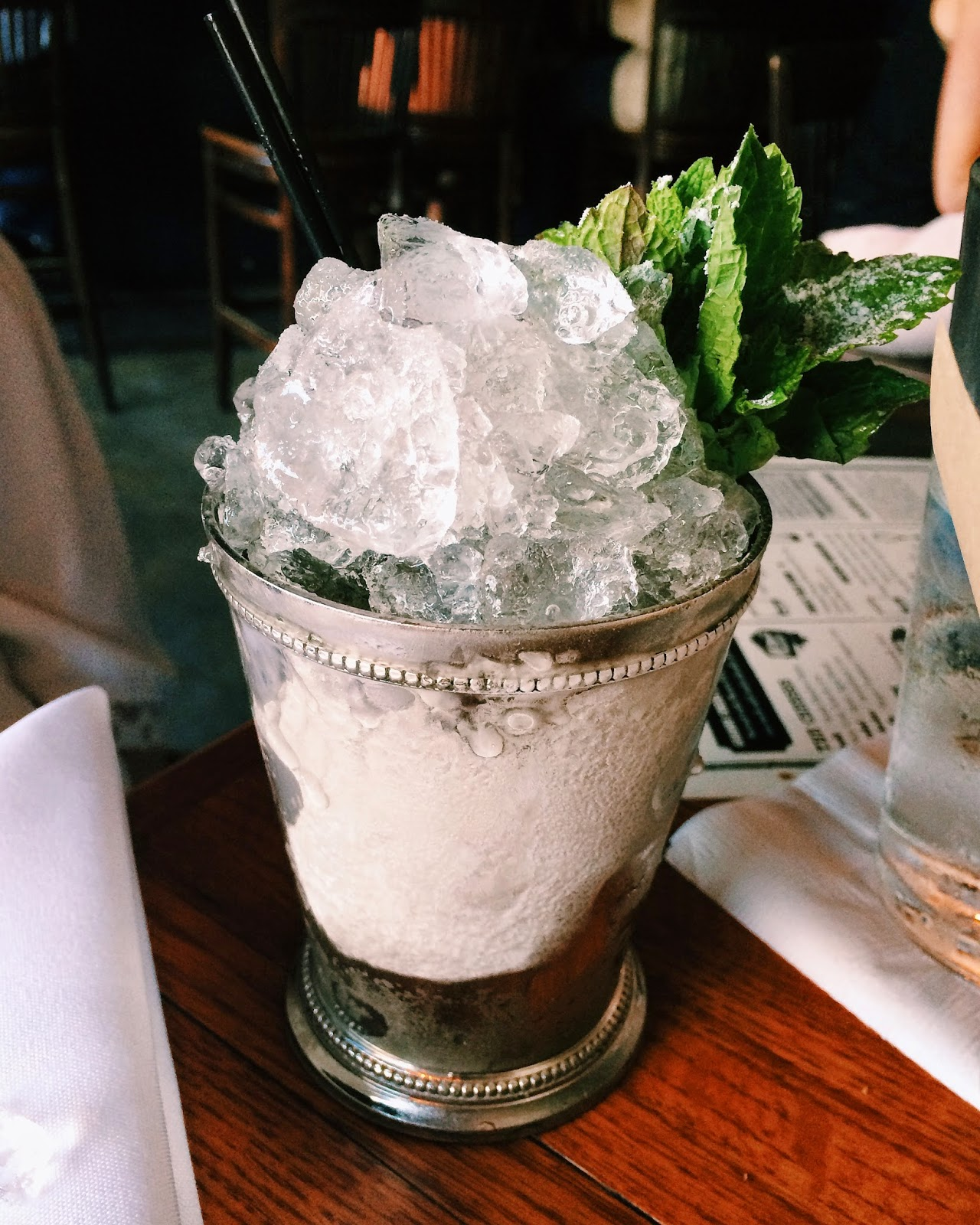 Trendy in Texas, Anvil Bar, Anvil Bar & Refuge, Anvil Bar and Refuge, Montrose, Houston, Mint Julep