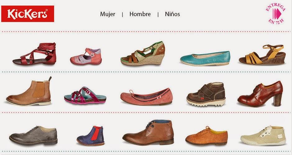 Decenas de modelos de zapatos, botas, botines y más calzado en oferta