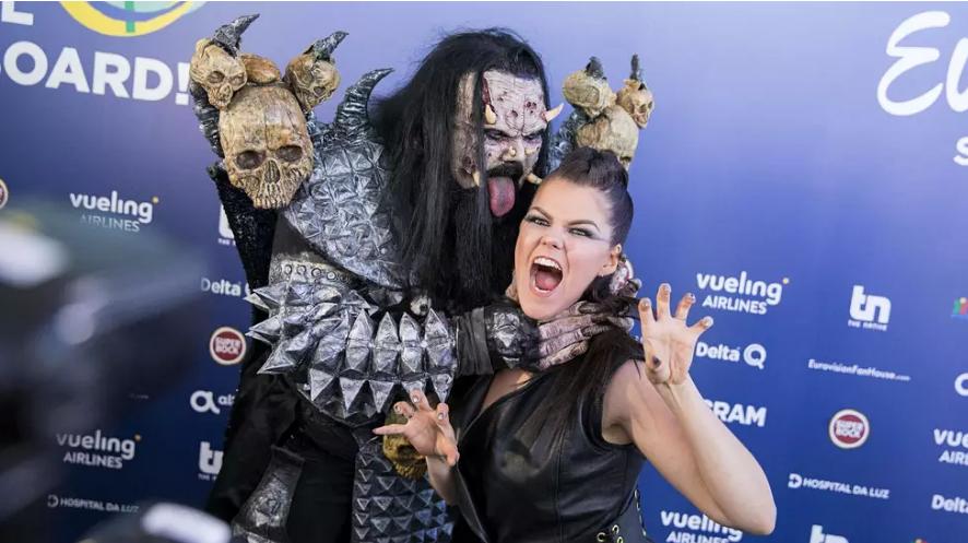 Zlatan inviger eurovision song contest i malmo