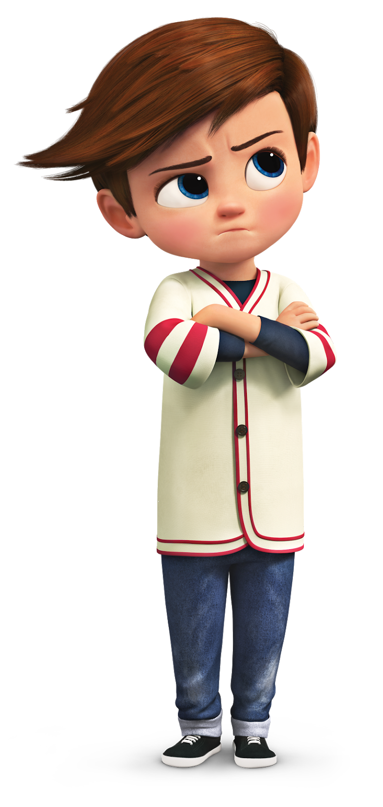 Cartoon Characters: The Boss Baby (PNG's)