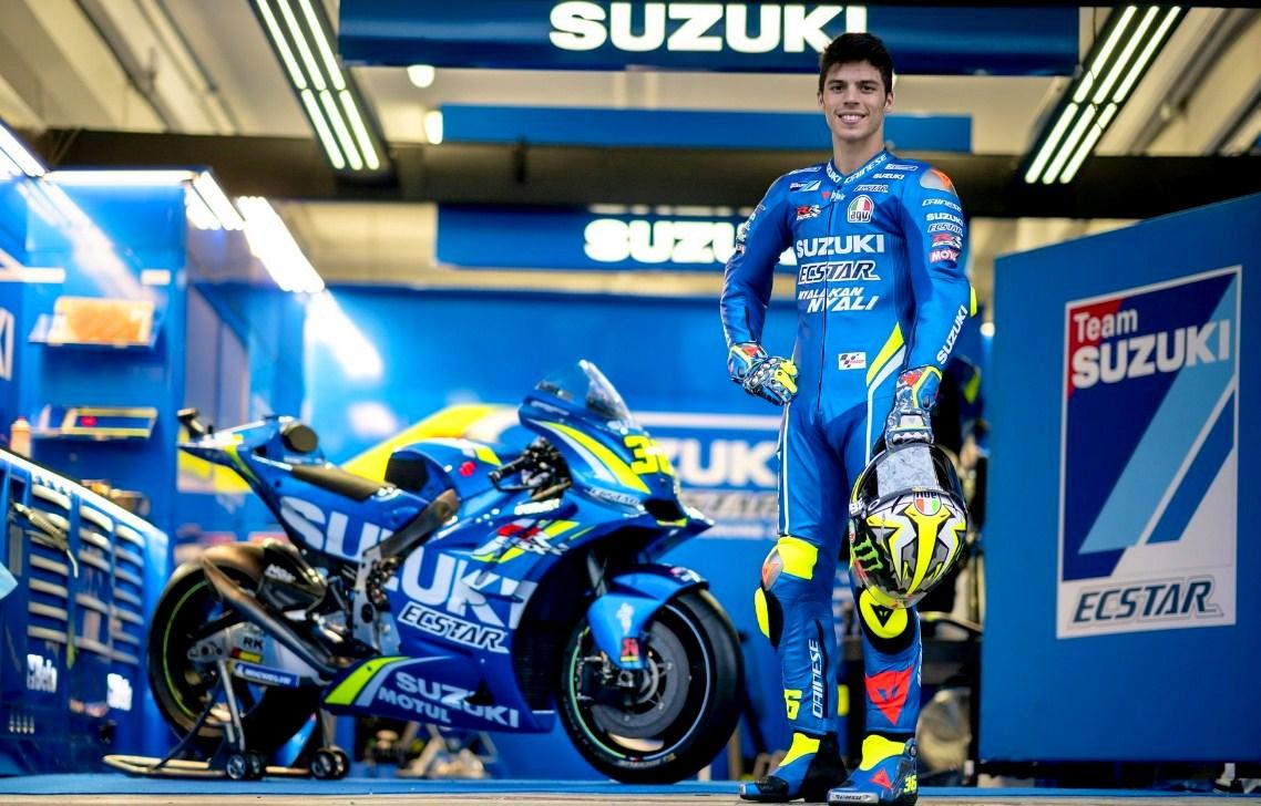 MotoGP 2019 : Apa kata Joan Mir tentang performa Suzuki GSX-RR ?