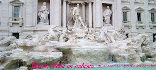 pagina pontos turisticos FONTANA TREVI - Pontos turísticos de Roma