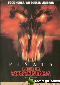 Capa do Filme Pinata: A ilha da Sobrevivência