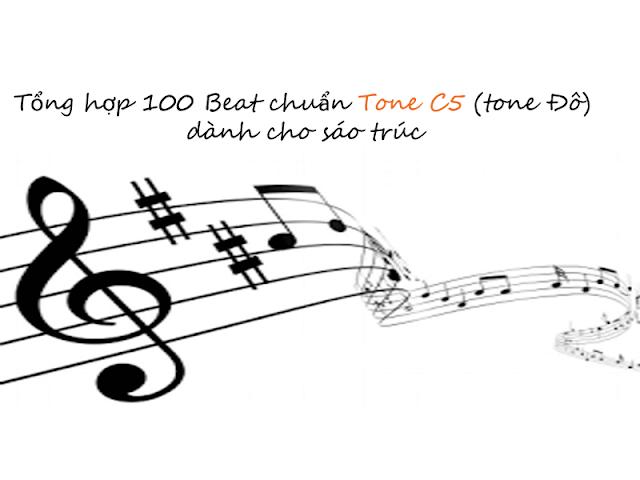 Tổng hợp 100 Beat C5 dành cho sáo trúc mới nhất 2018